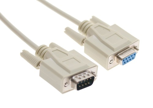 Καλώδιο Σειριακό 6m Serial Cable RS-232 9DBM/9DBF Extension