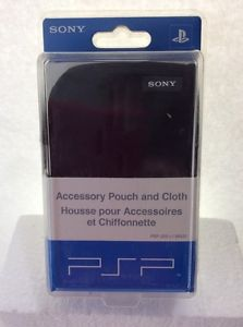 Sony Accessory Pouch and Cloth PSP-220E Θήκη PSP UBD