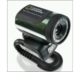 Sweex Webcam National Geographic WC613 Branded Green