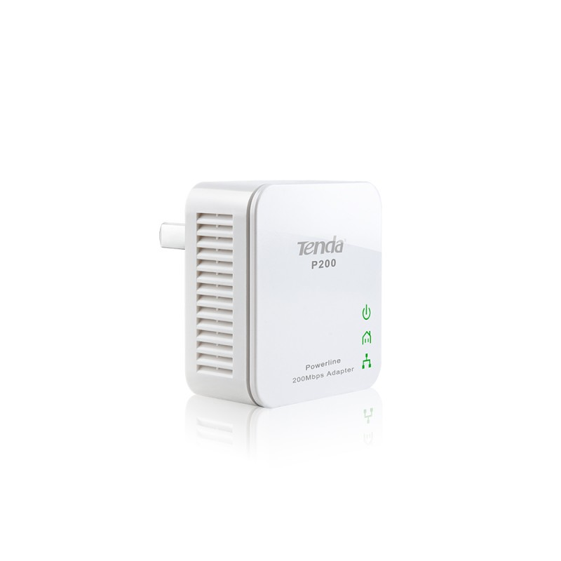 TENDA POWERLINE P200 KIT 200Mbps