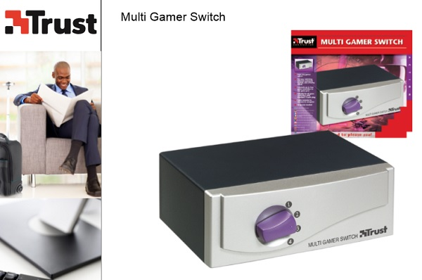 Trust Multi Gamer Switch 11891