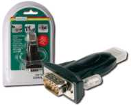 Adaptor Digitus/EQUIP USB to SERIAL RS232