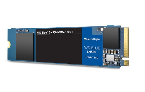 Western Digital SSD 250Gb Blue PCIe NVMe M.2 2280
