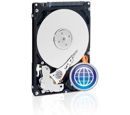 "Σκληρός Δίσκος Western Digital Scorpio Blue 1TB/2.5""/5400RPM"