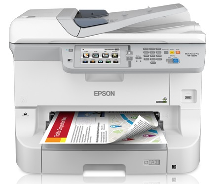 EPSON WorkForce Pro WF-8590DWF A3/A4 24ppm PSC-Fax WiFi/Duplex
