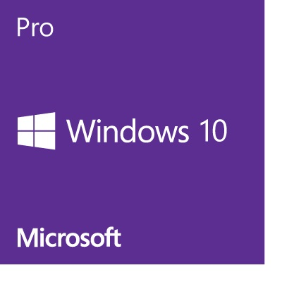 Microsoft Windows 10 Professional 64-bit English DSP FQC-08929