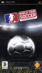 PSP-GAME : World Tour Soccer