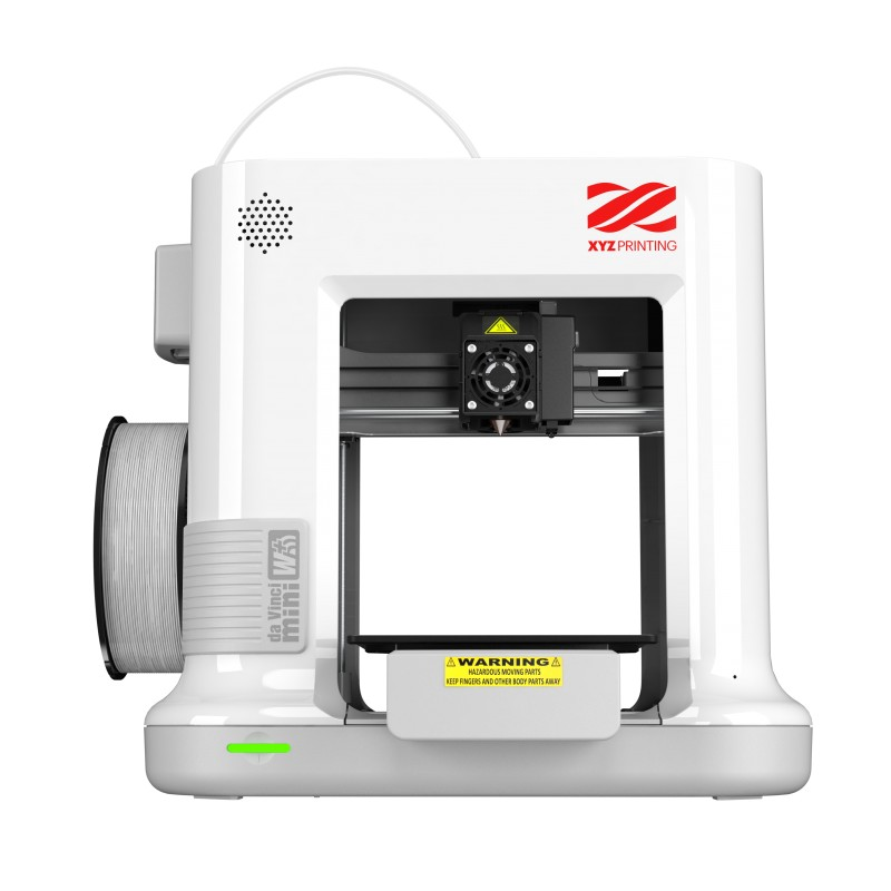 3D Printer XYZprinting da Vinci Mini W+ (white)